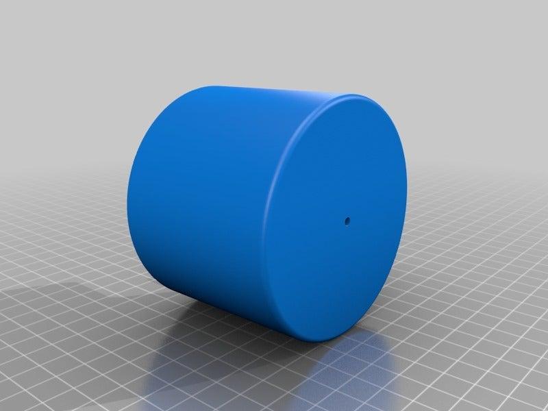 8a57a0491673fd7b15988cd1fdd999d4.png Download free STL file Lelit filterholder mount • 3D printing object, touchthebitum