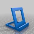 supprt_vdt.png Download free STL file Map frame • 3D printer model, touchthebitum