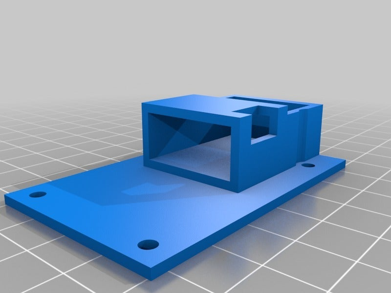 Boscam_600_4s_support.png Download free STL file Boscam 600 Filaflex Box • 3D printer template, touchthebitum