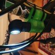 20200215_203639.jpg Download STL file Suprabeam M6xr lightbeam bike mount • 3D printer object, touchthebitum