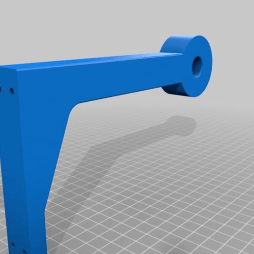 support_astina_spool.png Télécharger fichier STL gratuit Bras de soutien de la bobine • Objet pour imprimante 3D, touchthebitum
