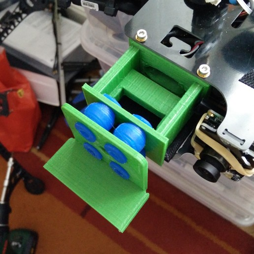 IMG_20150913_163021.jpg Download free STL file TBS Discovery SJCAM Support • 3D printing template, touchthebitum