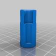 Taranis_lever_V2.png Download free STL file Taranis lever V2 Filaflex • 3D printing design, touchthebitum