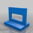 Download free 3D printing files LCD Prusa support adapter, touchthebitum