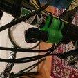 20200215_203619.jpg Download STL file Suprabeam M6xr lightbeam bike mount • 3D printer object, touchthebitum