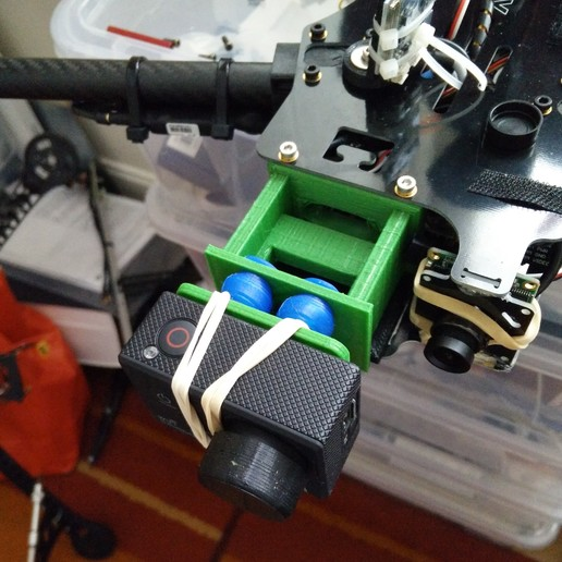 IMG_20150913_162950.jpg Download free STL file TBS Discovery SJCAM Support • 3D printing template, touchthebitum