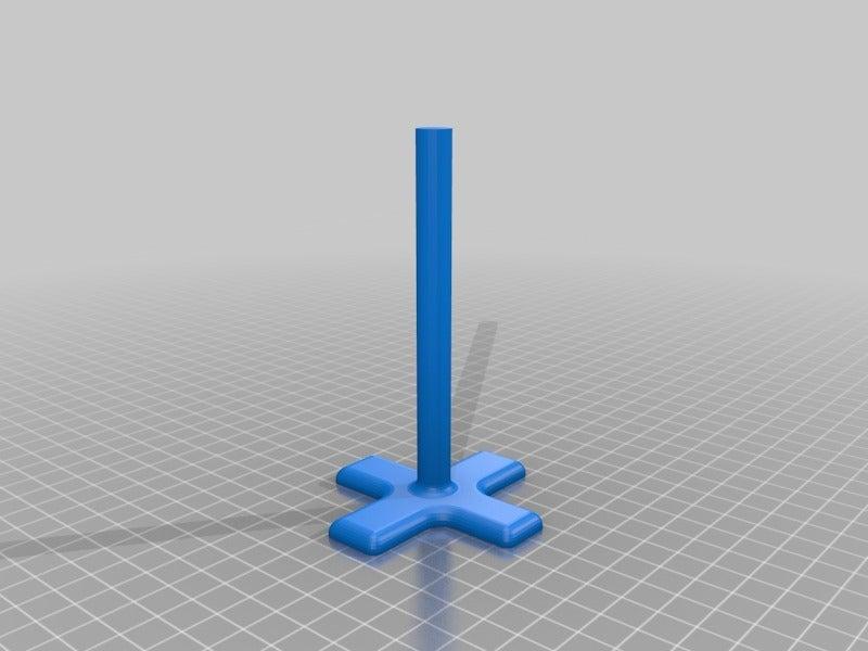 sony_casque_part_inf.png Télécharger fichier STL gratuit Prise en charge du Bluetooth Sony MDR ZX750 • Plan pour imprimante 3D, touchthebitum