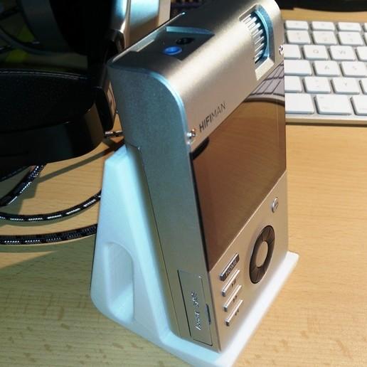 IMG_20151221_213959.jpg Télécharger fichier STL gratuit Le soutien de Hifiman 901 • Design à imprimer en 3D, touchthebitum
