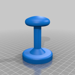 Download free STL file tamper 57mm • 3D printing design, touchthebitum