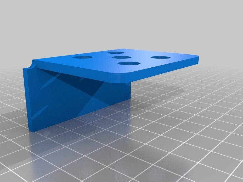 support_aerial_mob_sjcam.png Download free STL file TBS Discovery SJCAM Support • 3D printing template, touchthebitum