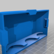 """8bcdfdc999038e1625872b010e1afd85.png Download free STL file 25mm Base Movement Tray .5"""" Cohesion • 3D printer object, aLazyCamper"""