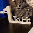 20190323_0004567.jpg Télécharger fichier STL gratuit -1 Pour atteindre le marqueur - Fort • Objet à imprimer en 3D, aLazyCamper