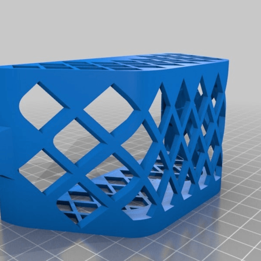 """738e9c627bc5652559b6a0bf52657c2d.png Download free STL file 25mm Base Movement Tray .5"""" Cohesion • 3D printer object, aLazyCamper"""