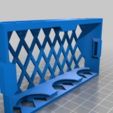 """aa27f35ad7ddbb450b34f073cec35241.png Download free STL file 25mm Base Movement Tray .5"""" Cohesion • 3D printer object, aLazyCamper"""
