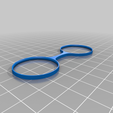0.95_Inch_Spacer_25mm.png Download free STL file 25mm Max Unit Cohesion Movement Tray • Template to 3D print, aLazyCamper