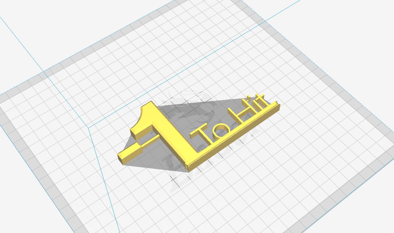 Untitled.png Télécharger fichier STL gratuit -1 Pour atteindre le marqueur - Fort • Objet à imprimer en 3D, aLazyCamper