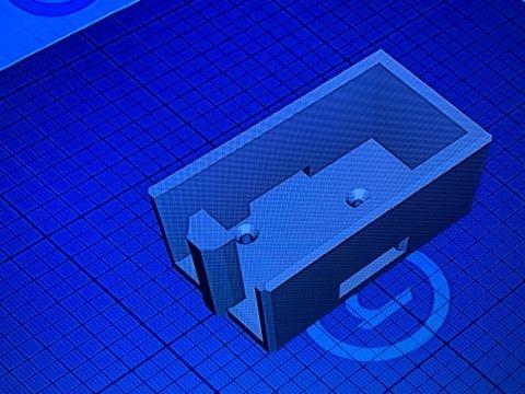 86420310_2610099322602614_3331128647108001792_n.jpg Télécharger fichier STL Lipo 2S RX battery holder gens ace 2500 • Plan pour imprimante 3D, 3DDrone