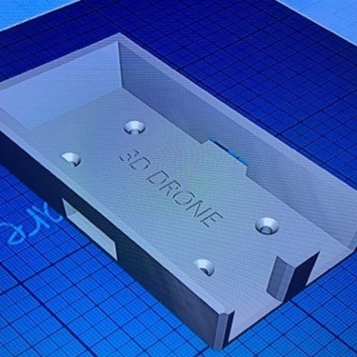 pulse 3600.jpg Télécharger fichier STL Lipo 2S RX battery holder pulse 3600 • Objet imprimable en 3D, 3DDrone