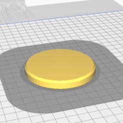 Capture.PNG Download free STL file Circular base for a figurine • 3D printer model, Livai_aniki