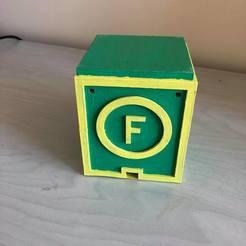 119467917_643505716574323_2044645029037551074_n.jpg Télécharger fichier STL gratuit Coffre Picsou/Scrooge • Plan pour imprimante 3D, Livai_aniki