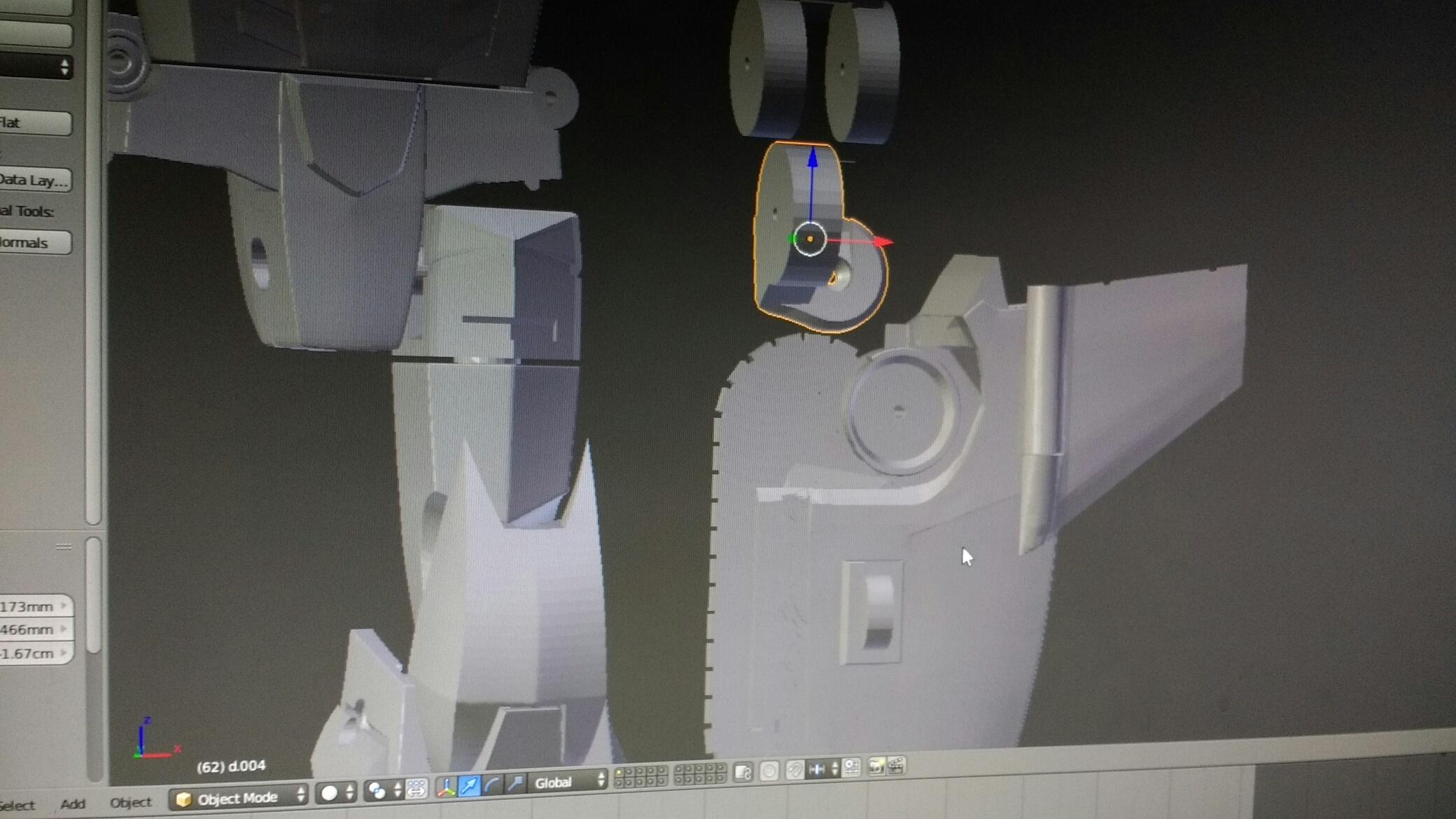 image000000 (41).jpg Télécharger fichier STL gratuit TFA Marauder Megatron • Plan pour imprimante 3D, mikemarbut1975