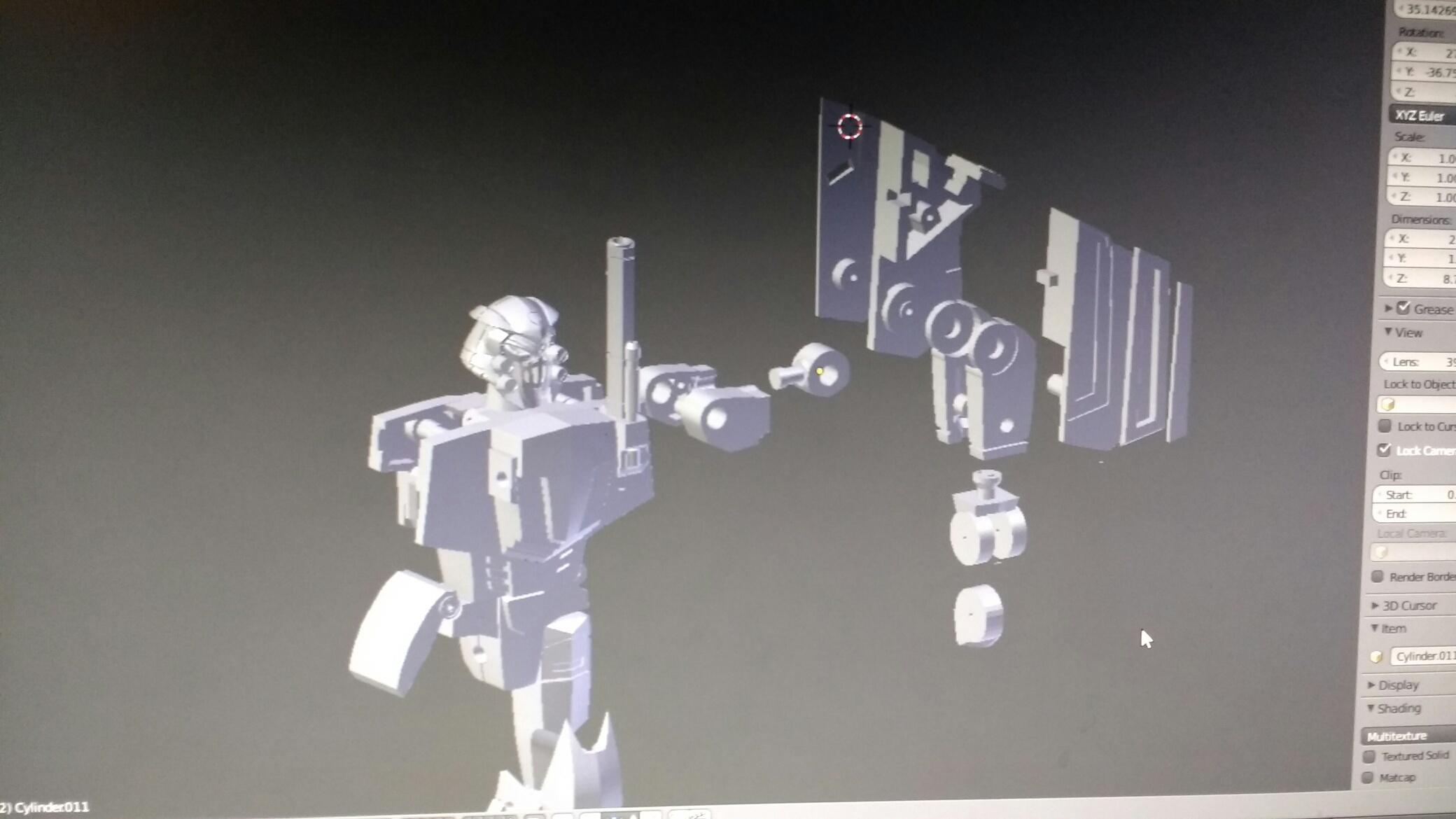 image000000 (38).jpg Télécharger fichier STL gratuit TFA Marauder Megatron • Plan pour imprimante 3D, mikemarbut1975