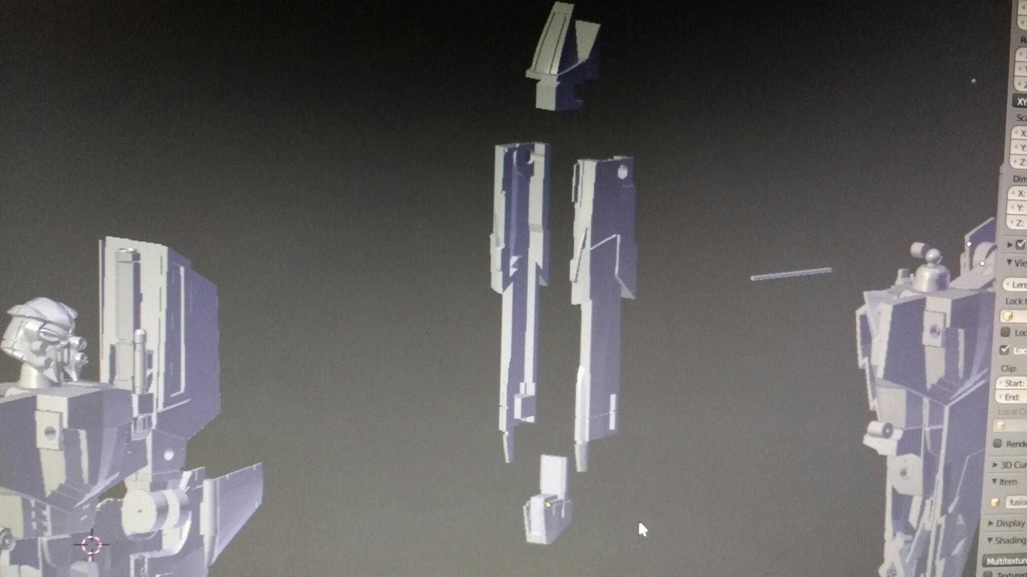 image000000 (42).jpg Télécharger fichier STL gratuit TFA Marauder Megatron • Plan pour imprimante 3D, mikemarbut1975