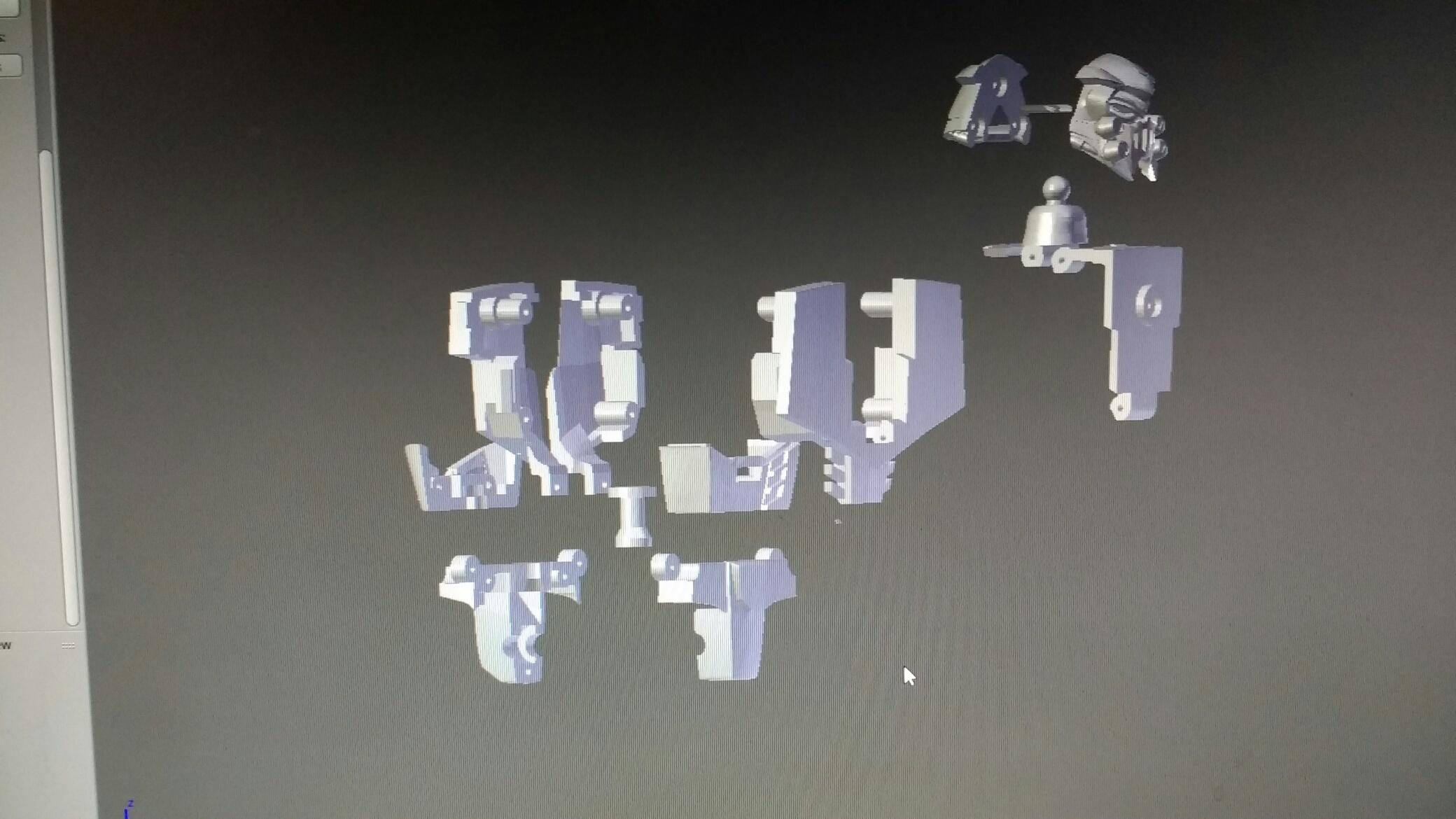 image000000 (34).jpg Télécharger fichier STL gratuit TFA Marauder Megatron • Plan pour imprimante 3D, mikemarbut1975