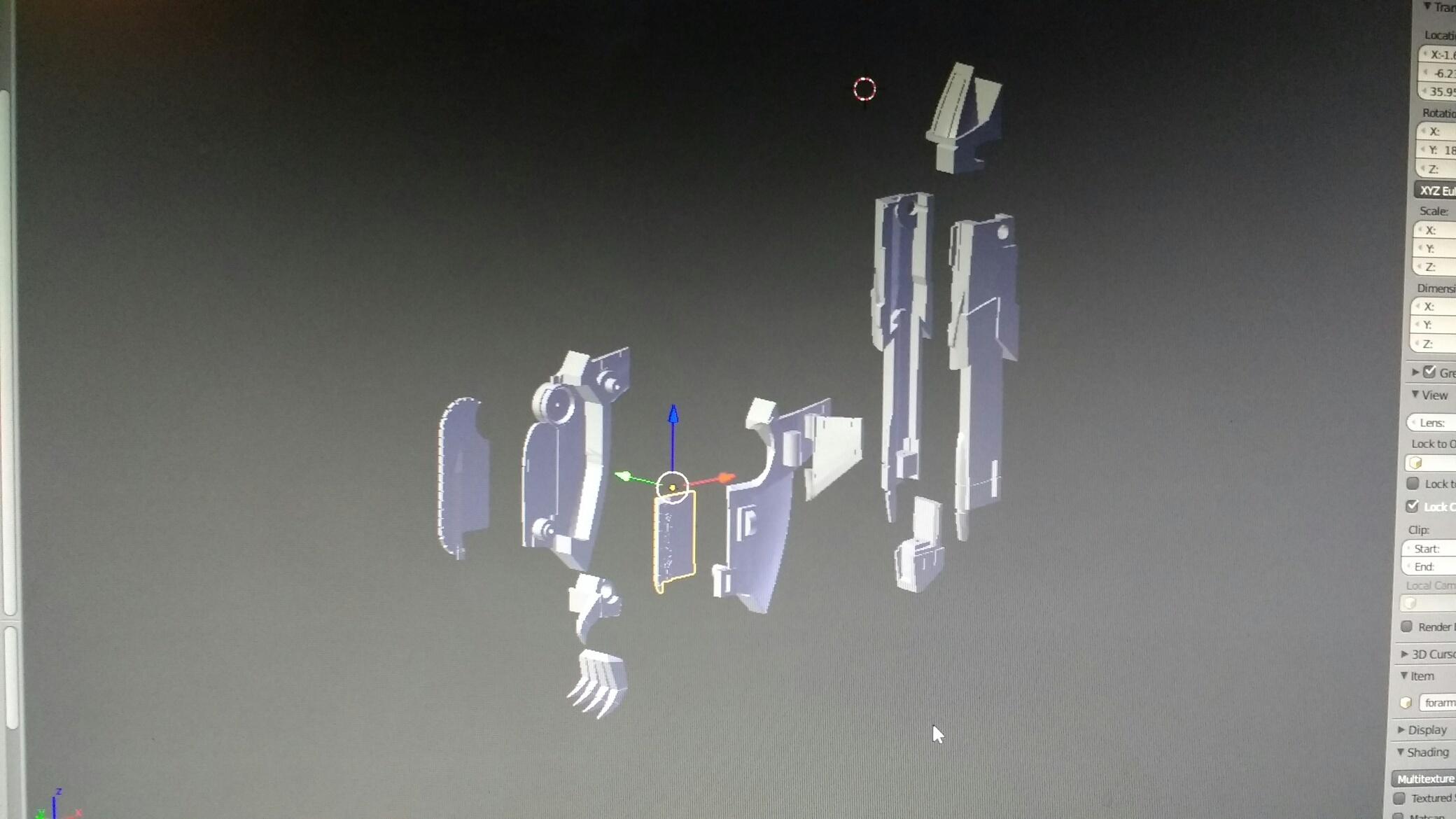 image000000 (40).jpg Télécharger fichier STL gratuit TFA Marauder Megatron • Plan pour imprimante 3D, mikemarbut1975