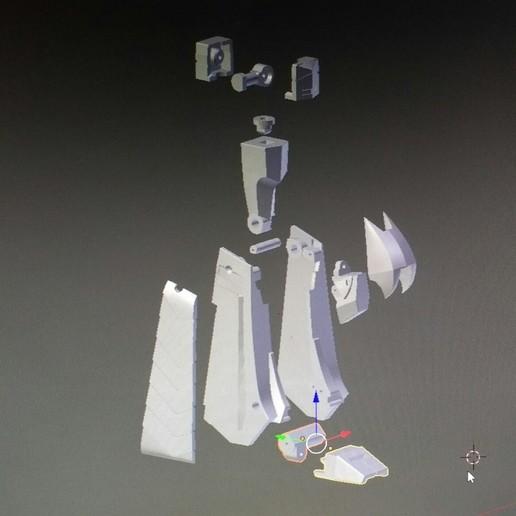 image000000 (33).jpg Télécharger fichier STL gratuit TFA Marauder Megatron • Plan pour imprimante 3D, mikemarbut1975