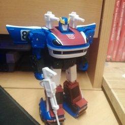 EkdhTonXIAAWV3E.jpg Download STL file Transformers WFC Earthrise Smokescreen Shoulder cannons • 3D printer design, Tfpivman