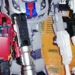 EdD5lbcXkAYHZDL.jpg Télécharger fichier STL gratuit Transformers Autobot Jazz gun • Objet pour imprimante 3D, Tfpivman