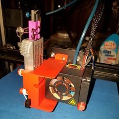 Télécharger plan imprimante 3D gatuit Ender 3 Support de nivellement de lit, mib1008