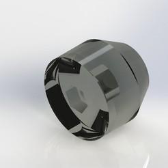 Descargar diseños 3D gratis Almohadilla de protección de la horquilla de la motocicleta, FlywithBarn