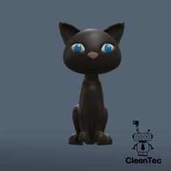 Download free 3D printing designs CAT (CAT), Cleontec_EC