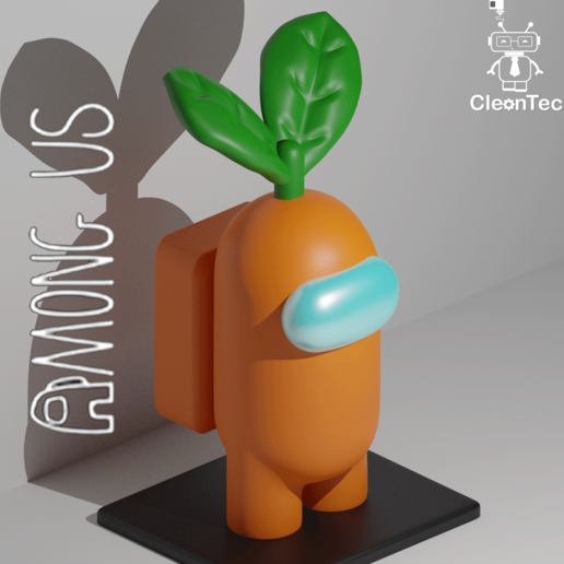 Download Stl File Among Us Carrot 3d Printer Design Cults Free to download & play online. download stl file among us carrot