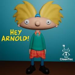 photo_2020-12-08_22-32-56.jpg Download STL file Hey, Arnold. • Model to 3D print, Cleontec_EC