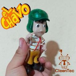 photo_2020-10-13_23-53-19.jpg Descargar archivo STL Chavo del 8 (Chavo del 8) • Objeto para impresora 3D, Cleontec_EC