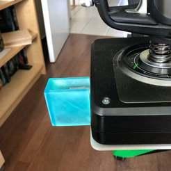 IMG_6488.JPG Télécharger fichier STL gratuit Saitek X52 PS/2 Protection des connecteurs • Modèle pour impression 3D, SaufendesWiesel