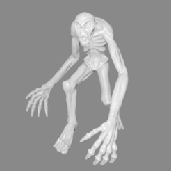 Download free 3D printer model Terror Miniature, Ilhadiel
