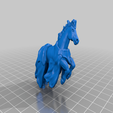 Télécharger modèle 3D gratuit Cavaliers démoniaques miniatures / Hellequin, Ilhadiel