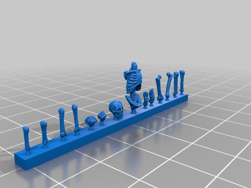 4254ae848e65a5becb359c4aa12a249d.png Télécharger fichier STL gratuit Squelette miniature entièrement personnalisable • Modèle imprimable en 3D, Ilhadiel