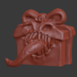 Download free 3D printing files Mimic Present Miniature, Ilhadiel
