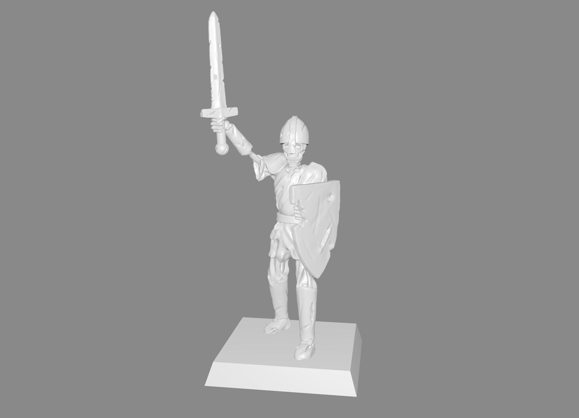 skeleton_warrior_v2_pic.png Télécharger fichier STL gratuit Skeleton Warrior Miniature version #2 • Design pour impression 3D, Ilhadiel