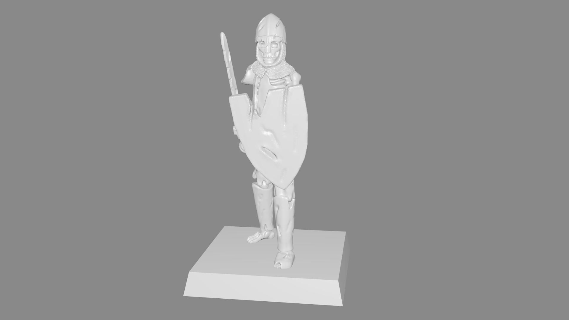 skeleton_warrior_pic.png Télécharger fichier STL gratuit Guerrier squelette miniature • Objet à imprimer en 3D, Ilhadiel