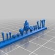 Download free STL file Fully Customizable Skeleton Miniature • 3D print design, Ilhadiel