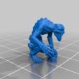 Télécharger fichier STL gratuit Miniatures de goulastres • Modèle à imprimer en 3D, Ilhadiel
