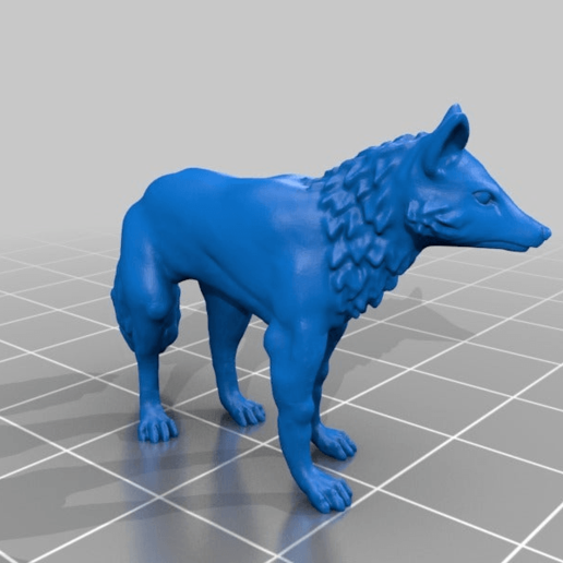 4dd2d1eab3703de15e838cb49267e4c3.png Download free STL file Foxmen: War Fox Miniatures • 3D printer template, Ilhadiel