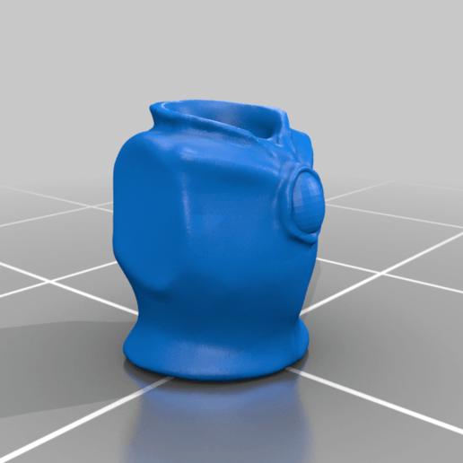 body_v2.png Télécharger fichier STL gratuit Infatrie des elfes / Miniatures des lanciers • Plan imprimable en 3D, Ilhadiel