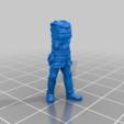 Télécharger fichier 3D gratuit Hommes d'armes miniatures personnalisables, Ilhadiel